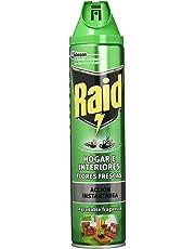 Raid Hogar e Interiores - 600 ml