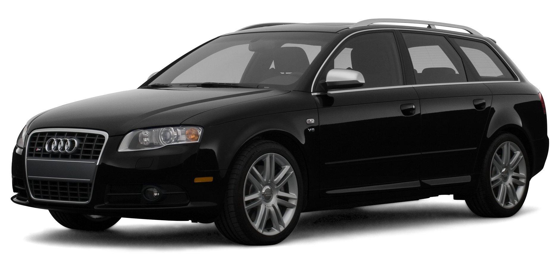 ... quattro, 2007 Audi S4, 2007 5-Door Avant Wagon Automatic Transmission  ...