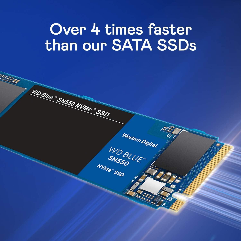 WD Blue SN550 1 TB alto rendimiento M.2 Pcie NVMe SSD: Amazon.es ...