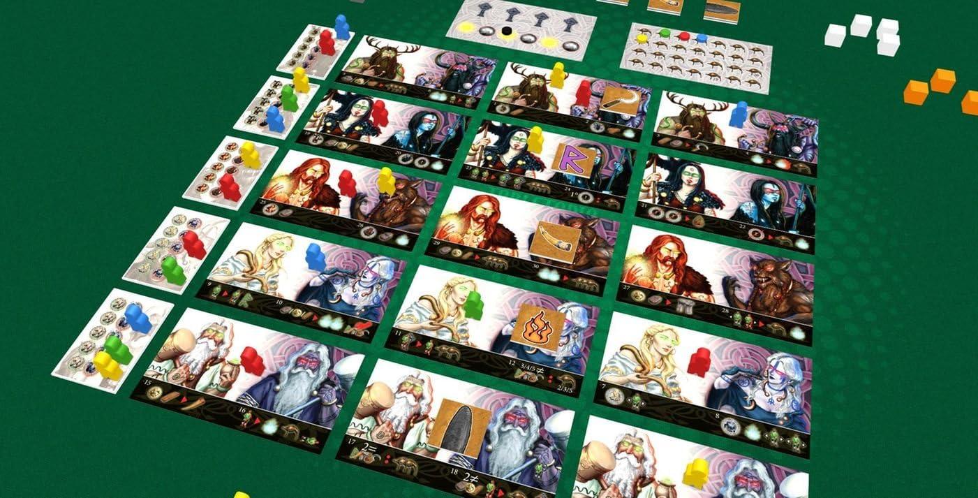 Inmedia Srl Giochix GIO00033 - Samhain: Amazon.es: Juguetes y juegos