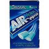 Vigorsol Air Action Gomma da Masticare, Menta - Confezione da 5 Pacchetti Stick