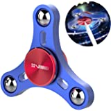 Tri-Spinner Fidget Toy New 2017 All Metal Design Super Fast Long Spins Ceramic Center Quality Spinners Focus Toy for Kids & Adults