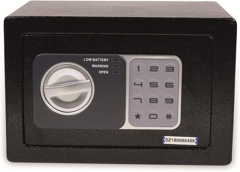 Red Opticum 10052 Opticum AX Compact - Caja Fuerte con Cerradura de combinación electrónica: Amazon.es: Bricolaje y herramientas