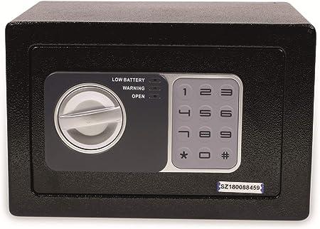 Red Opticum 10052 Opticum AX Compact - Caja Fuerte con Cerradura ...