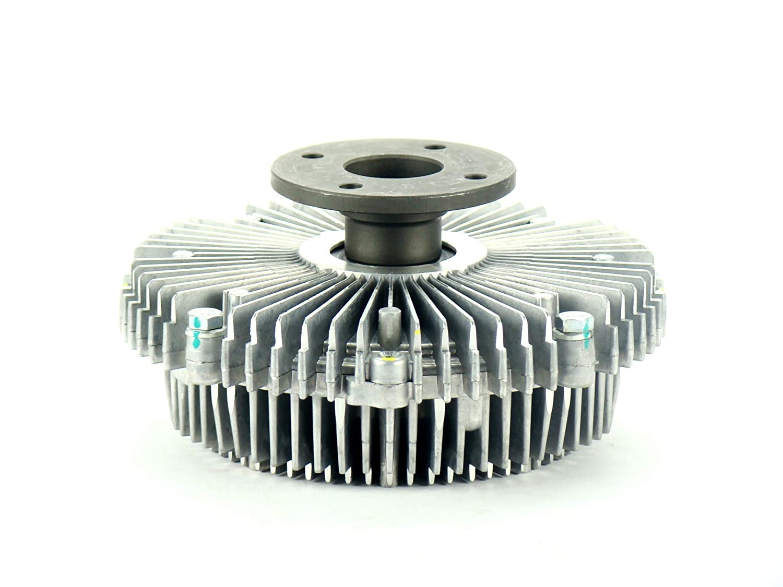 OAW 12-N6600 Engine Cooling Fan Clutch for 04-15 Nissan Titan, 08-12 Pathfinder, 04-15 Armada, 12-17 NV2500 NV3500 & 04-10 Infiniti QX56 VK56DE 5.6L