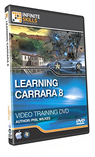Creating your own morphs learning carrara 8 [video].