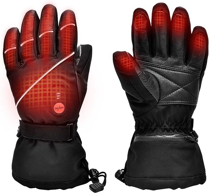 Snow Deer Upgraded Mitten Gloves