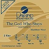 The God Who Stays [Accompaniment/Performance