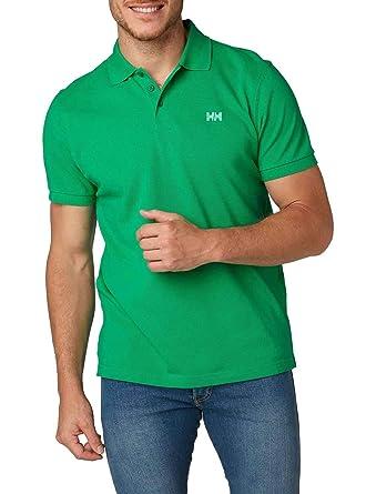 Helly Hansen Polo Transat Verde Hombre S Verde: Amazon.es: Ropa y ...