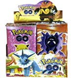 Magicwand Pokémon Go Trading Cards Game (36 Packs Jumbo) (Random Non Licensed)