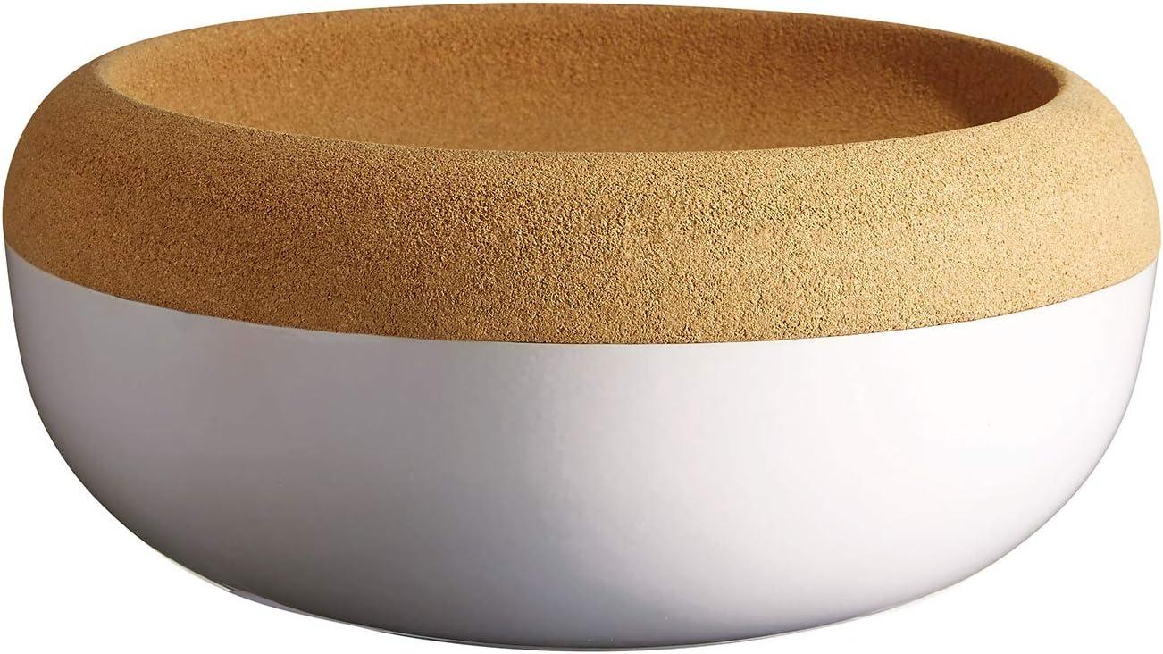 Emile Henry Made in France 14 Inch Large Storage Bowl Flour