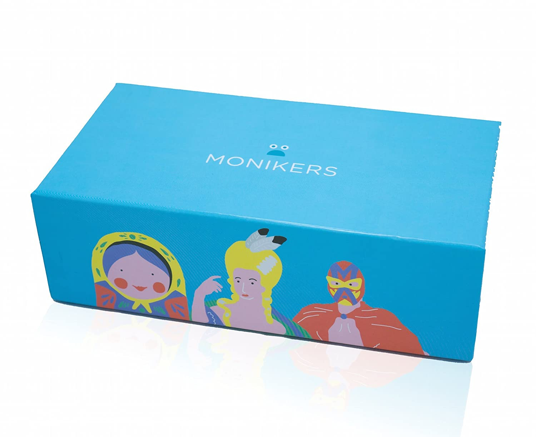 Monikers by Monikers