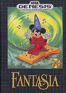 Fantasia - Sega Genesis