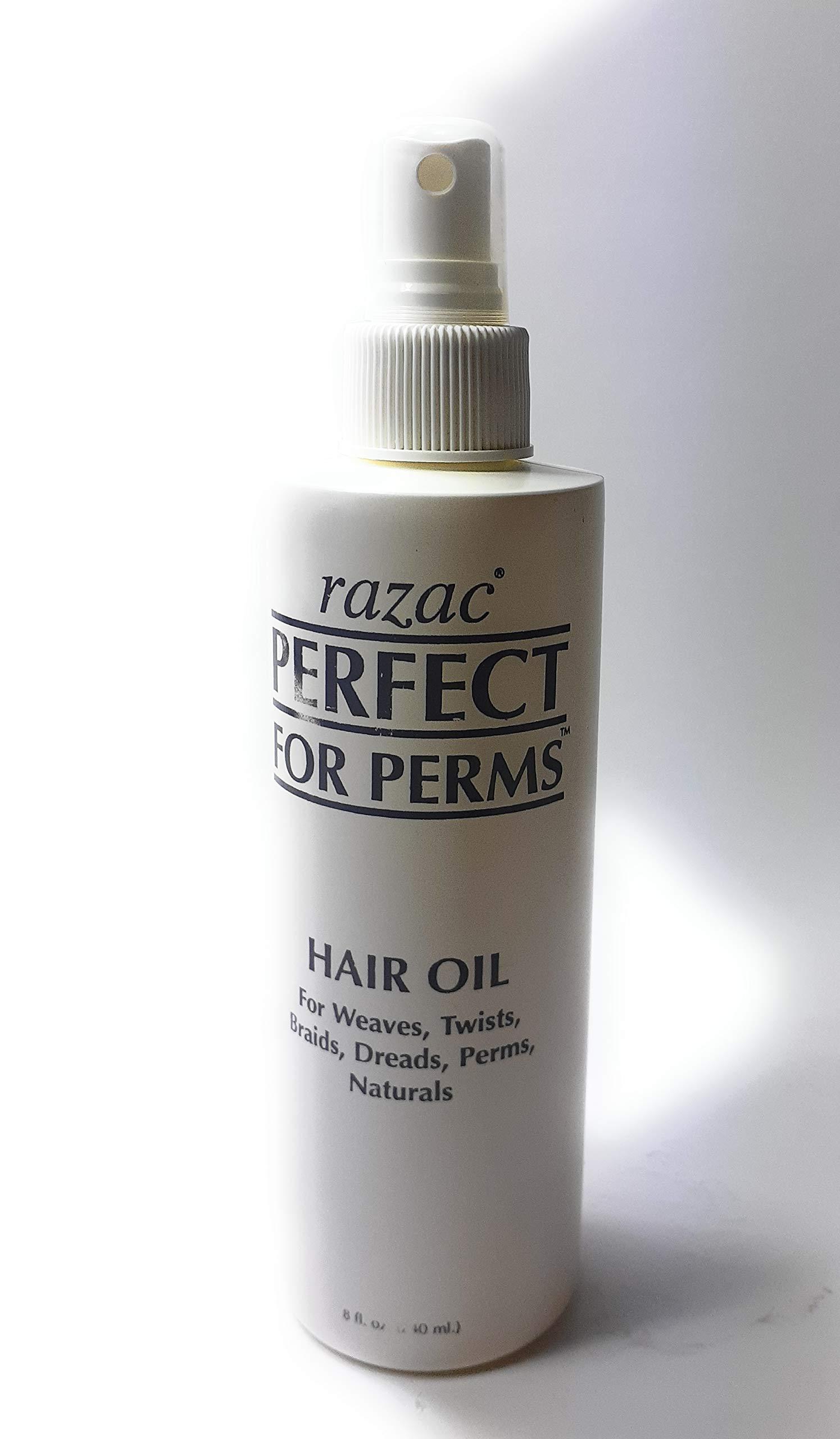 Razac Hair Oil, 8 Ounce