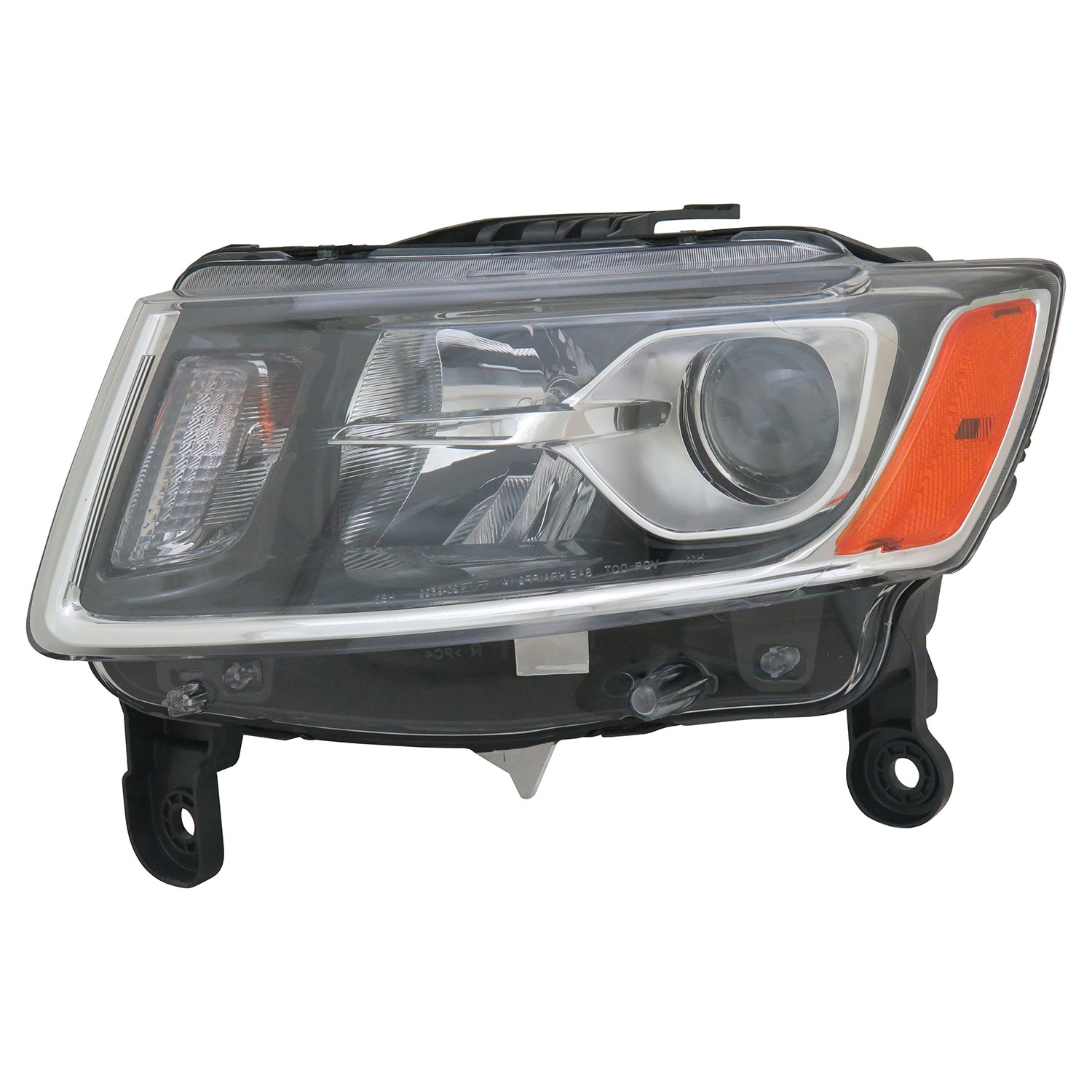 TYC 20-9530-00-9 JEEP GRAND CHEROKEE Replacement Left Head Lamp