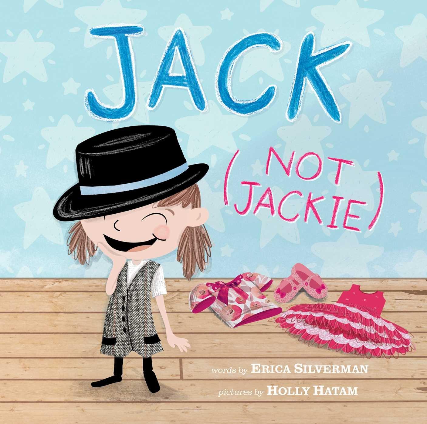 Jack (Not Jackie) _ LGBTQIA+ Books_ Bored Teachers