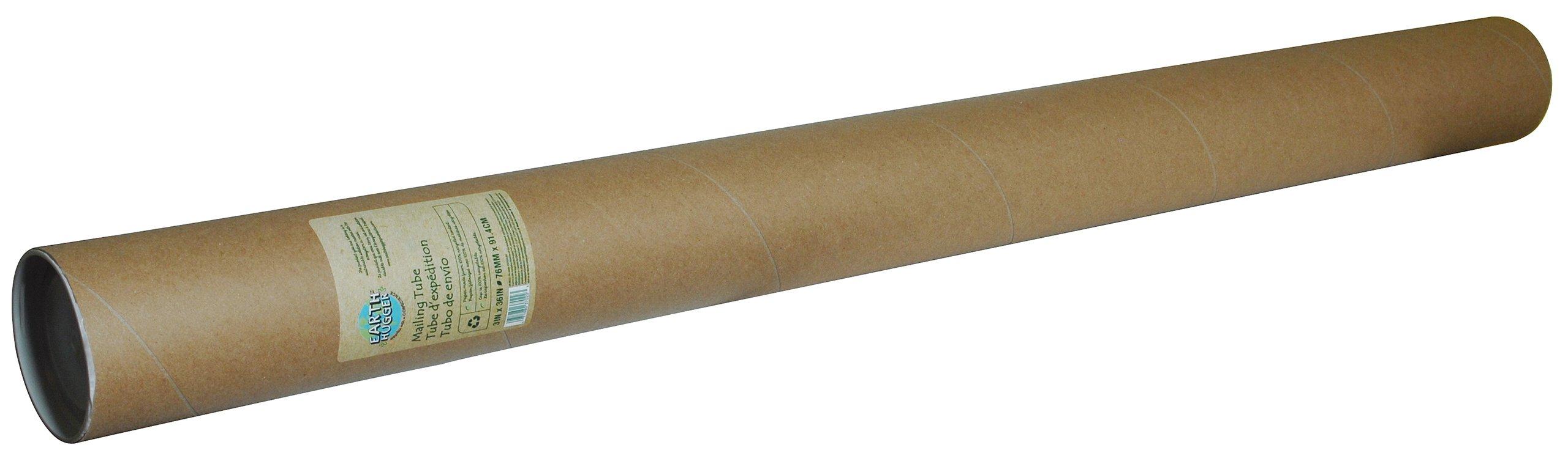 Earth Hugger 3'' x 36'' Mailing Tube, 12 Pack (37022-EH) by Earth Hugger