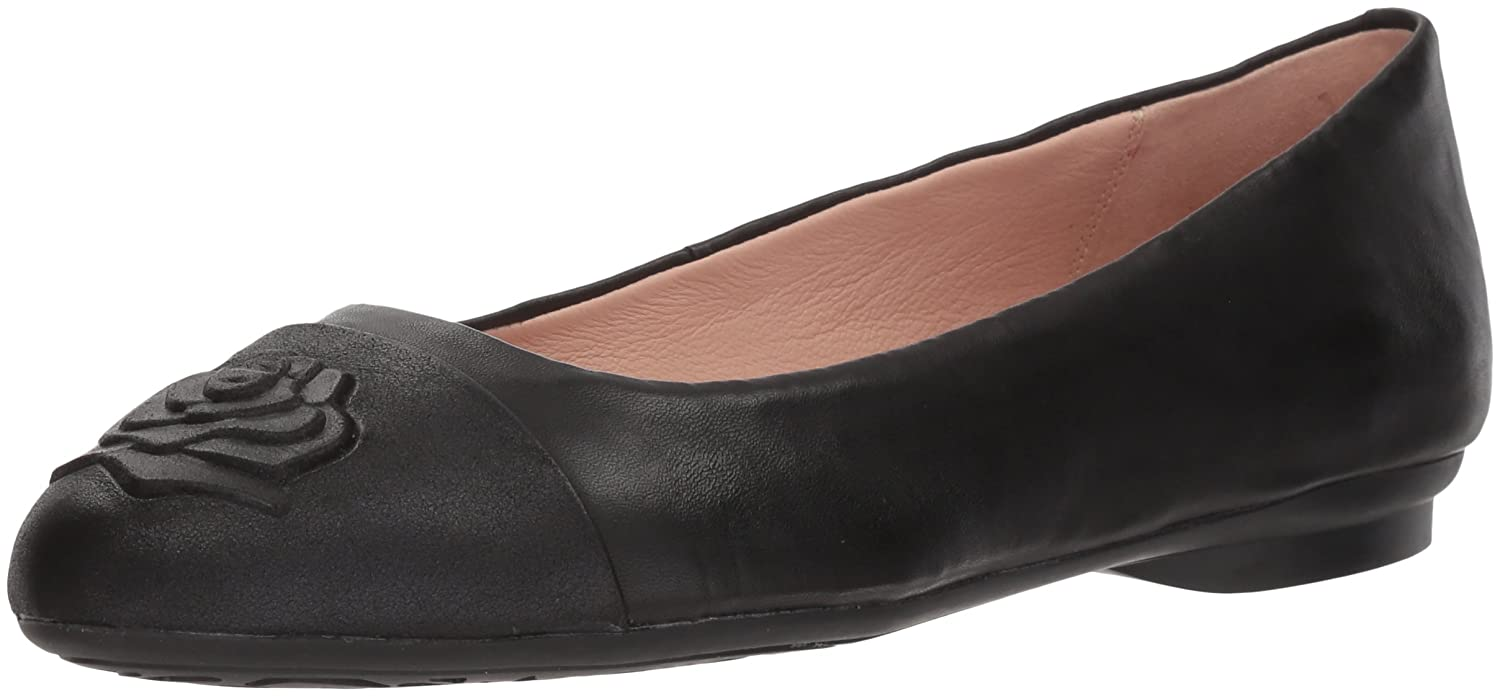 ba9649a666c1 Amazon.com  Taryn Rose Women s Annabella Ballet Flat  Shoes