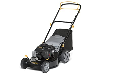 Alpina 295492024/A15 Walk behind lawn mower Gasolina cortadora de césped - Cortacésped (Walk behind lawn mower, 46 cm, 2,7 cm, 8 cm, 900-1600, ...