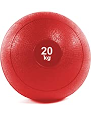 fa188f025 TNP Accessories 20KG Slam Balls RED No Bounce Medicine Crossfit Boxing  Fitness Training Gym Wall Ball