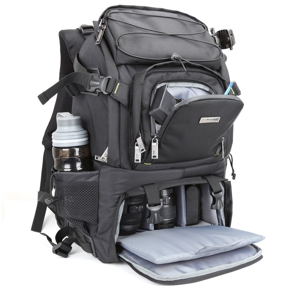 Evecase Extra Large DSLR Camera