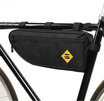 MBEN Bolsa Triangular de Bicicleta, Bolsa Delantera de Bicicleta ...