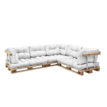 Encasa Euro Paletten Sofa