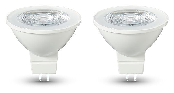 AmazonBasics - Bombilla LED GU5.3, 5 W equivalente a 35 W ...