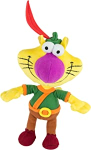 "TOMY Nature Cat 8"" Basic Plush, Nature Cat"