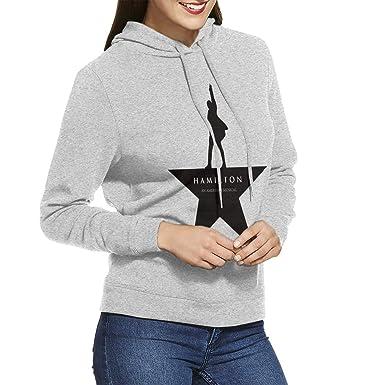 Amazon com: LIALUER Alexander Hamilton Musical Logo Women's