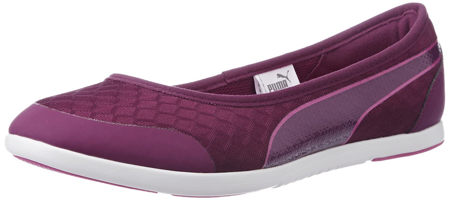 004efe2b03d Puma Women s Modern Soleil Ballerina Mu Ballet Flats  Buy Online at Low  Prices in India - Amazon.in