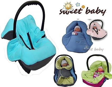 Sweet bebé - no suave otoño/de invierno manta para envolver al bebé **