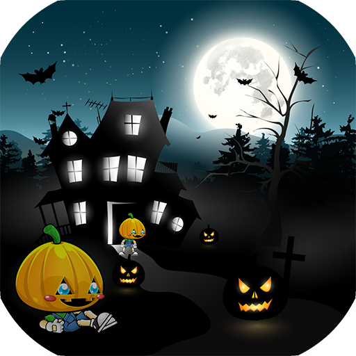 Angry halloween adventure run