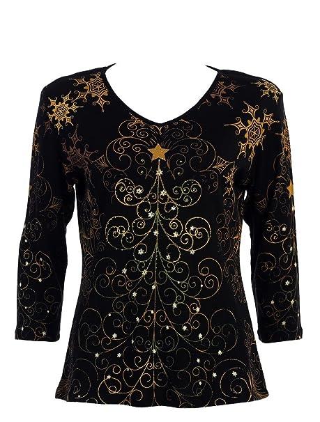 Amazon.com: JESS & Jane – Estrella de Navidad, algodón parte ...