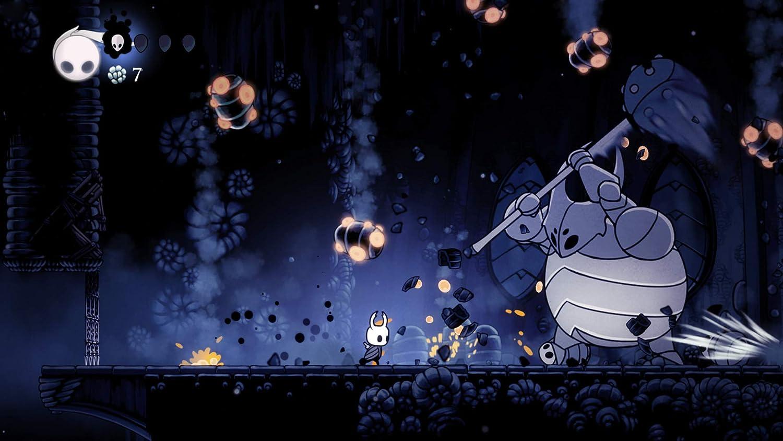 Hollow Knight: playstation 4: Amazon.es: Videojuegos