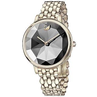 Swarovski Reloj de Mujer Cuarzo Caja de Cristal de Zafiro 5416026: Amazon.es: Relojes
