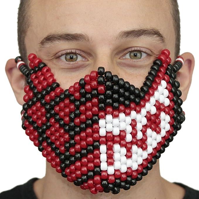 Mascara Kandi Completa de Spiderman o Veneno (Venom) por Kandi Gear, mascara de