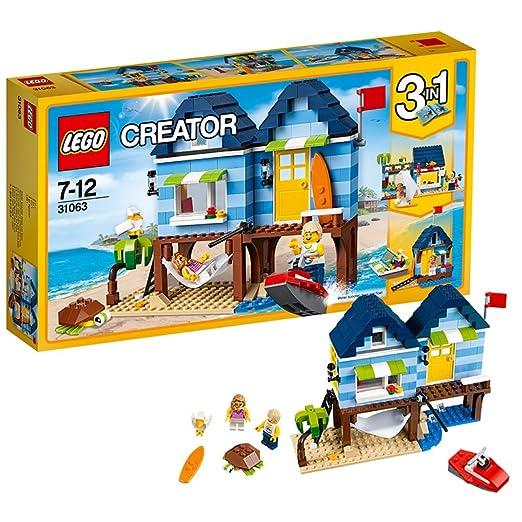 LEGO - 31063 - Creator - Jeu de Construction - Les...
