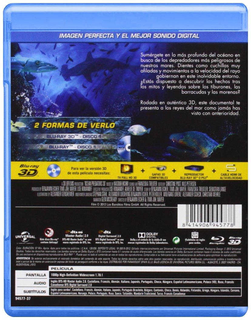 Amazon.com: Depredadores Del Océano: Movies & TV