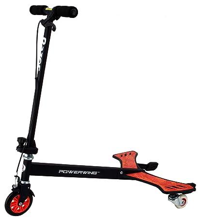 Amazon.com: Razor Powerwing Unisex Scooter - Red/Black: Toys ...