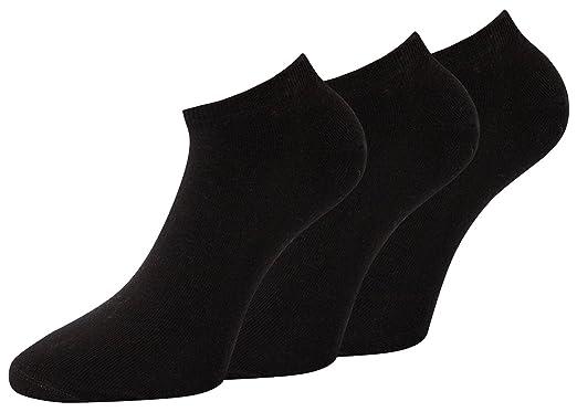 wie man serch neue Kollektion Schuhe für billige 6 Paar Damen Sneaker Socken Füsslinge Schwarz Weiß Pink Grau Sneakersocken  Damen mit weicher Zehennaht