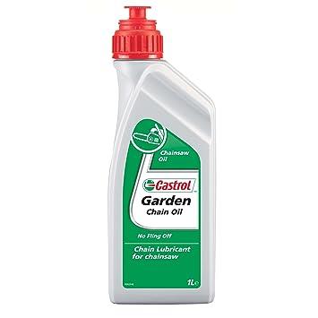 Castrol 14585600 Garden - Aceite Mineral para motosierras (1 l)