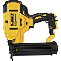 DEWALT 20V MAX Cordless Brad Nailer, 18GA, Tool Only (DCN680B)