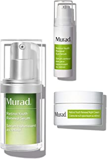 product image for Murad Youth Renewal Retinol Kit - Anti-Aging Skin Care Kit with Trial Sizes
