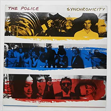 Police, The - Synchronicity - A&M Records - AMLX 6