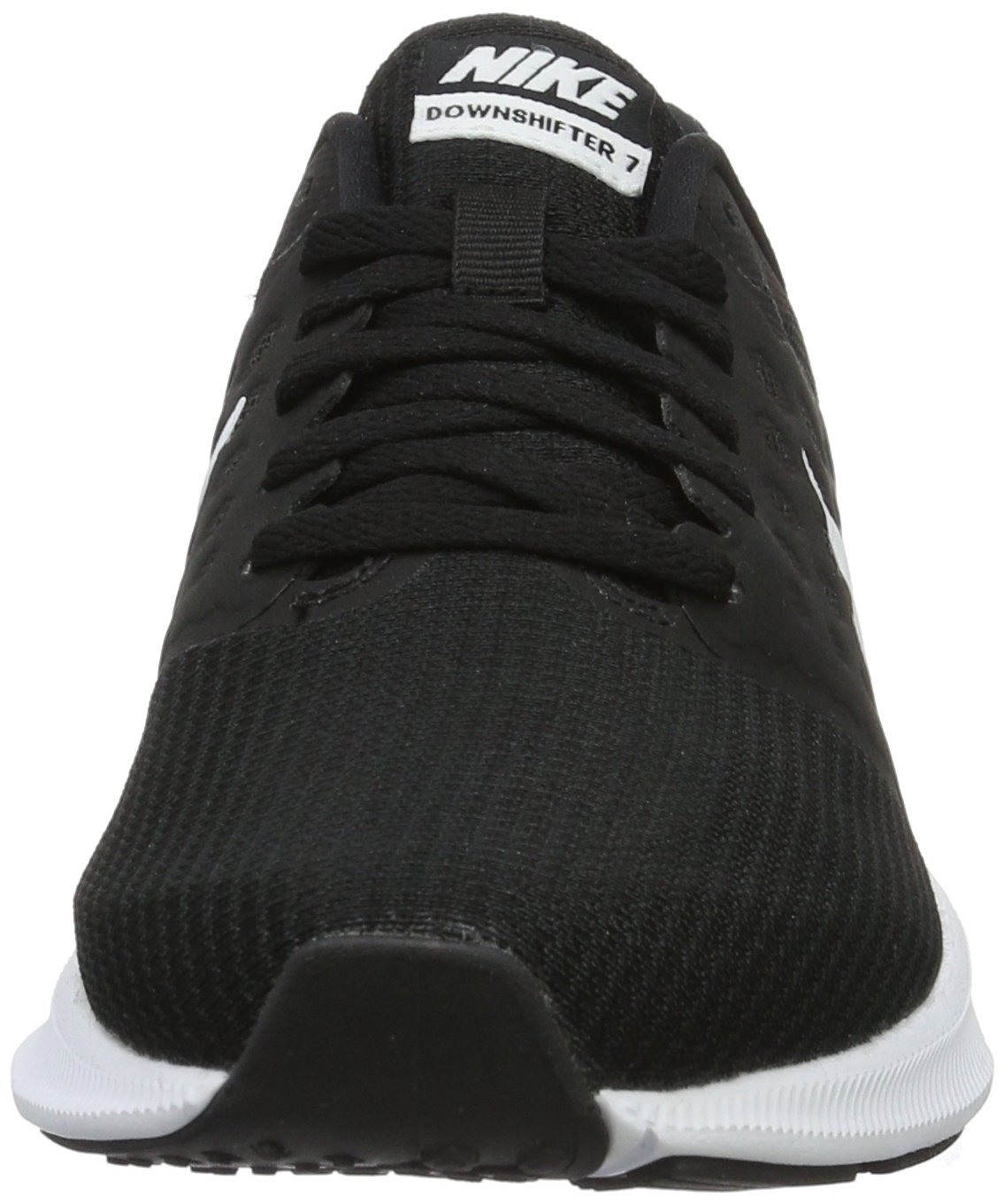 NIKE Women's Downshifter 10 7 B006K198AQ 10 Downshifter Wide US|Black/White 4a7a35