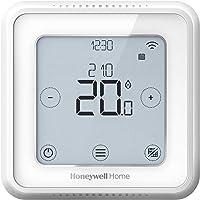 Honeywell Home T6 Termostato inteligente cableado con WiFi y aplicación móvil, ahorra energía y dinero, compatible con…