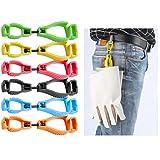 WensLTD Portable Glove Clip Holder Hanger Guard