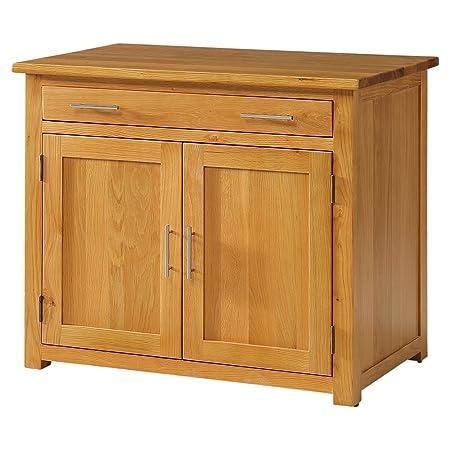 London Solid Oak Hideaway Home Office Computer On The Furniture Market London Solid Oak Hideaway Home Office Computer Desk