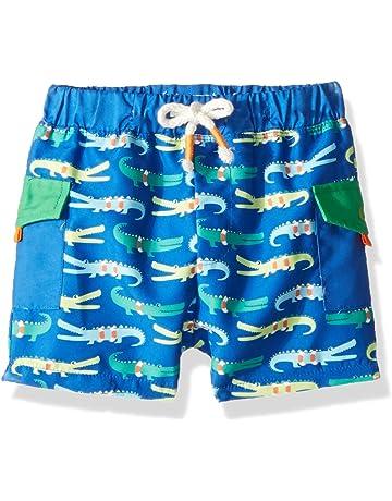 30454dac2 Mud Pie Baby Boys' Alligator Swim Trunks